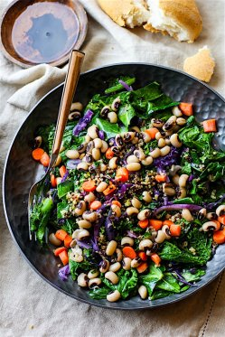 rainbow-power-greens-salad-with-black-eyed-peas2
