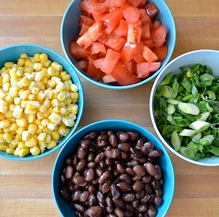 5 prep toppings
