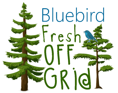 bluebird off grid