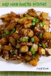 Easy-Oven-Roasted-Potatoes