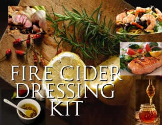 FIRE CIDER KIT
