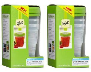 freezer jam jars