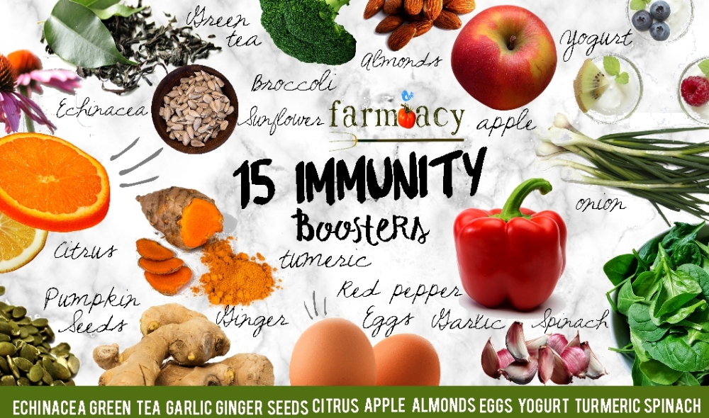 immunity boosters