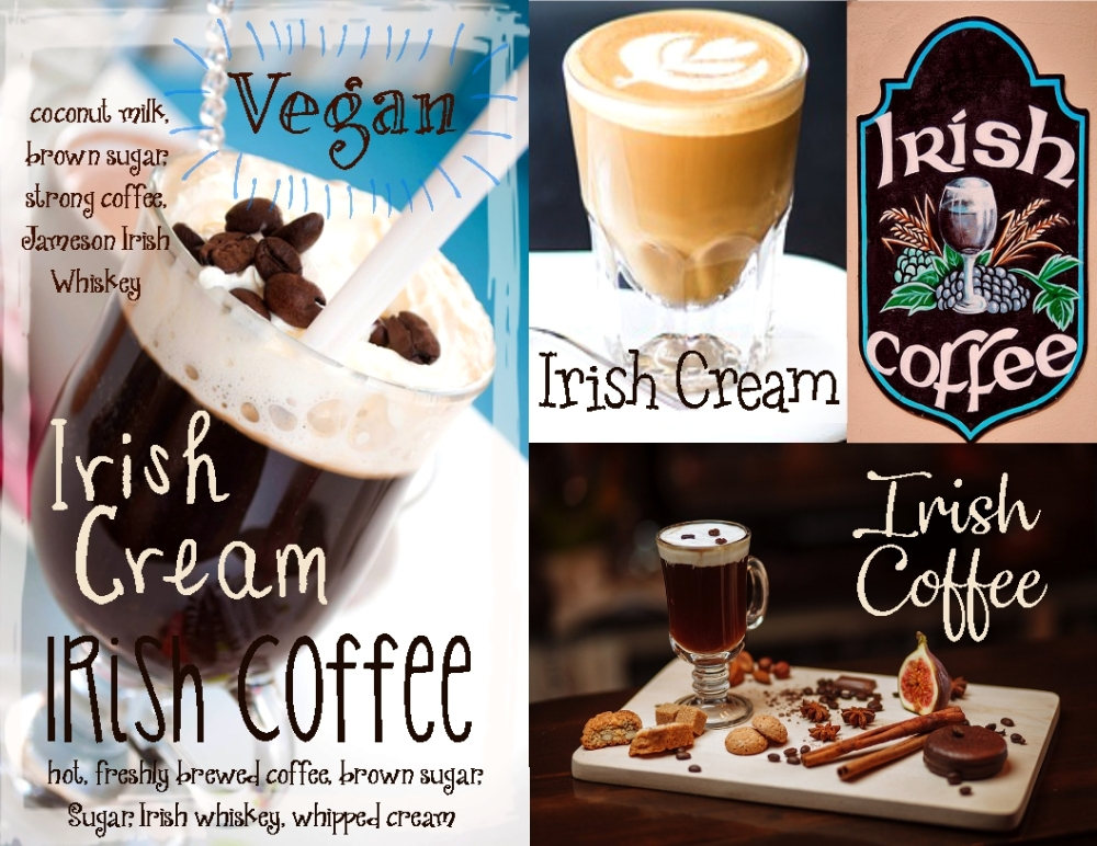 irish coffee irish cream