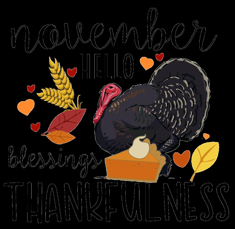 november thankfulness