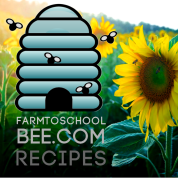 recipe bee logo png