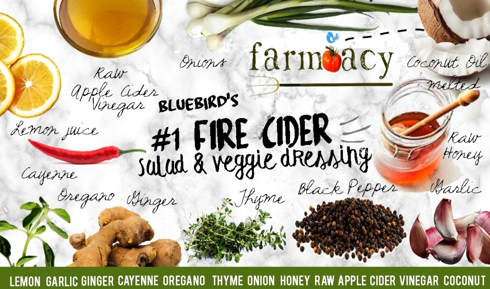 FIRE CIDER DRESSING