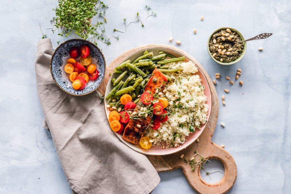 green beans dinner