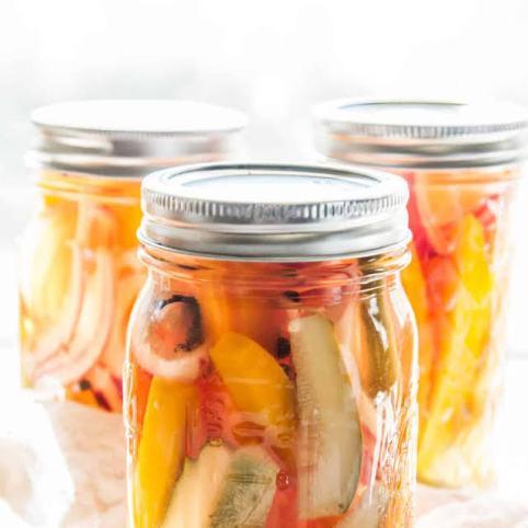 veg pickles