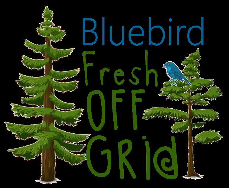 bluebird off grid