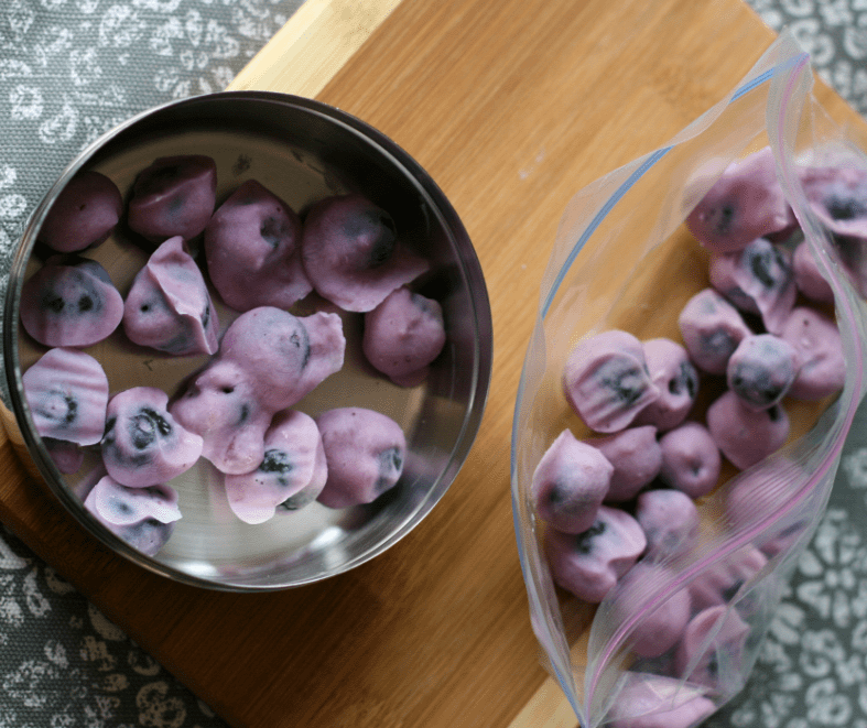 Frozen-Yogurt-Covered-Blueberries-Summer-snack-via-Family-Fresh-Meals-661x1024