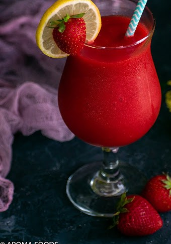 Strawberry slushie WM