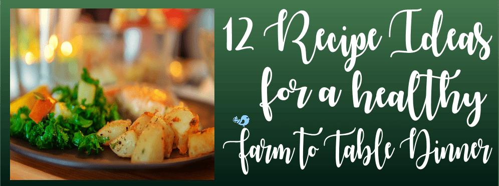 12 recipes thanksgiving
