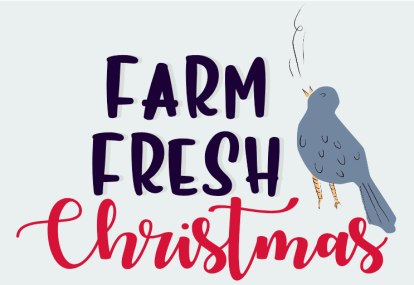 farm to table christmas